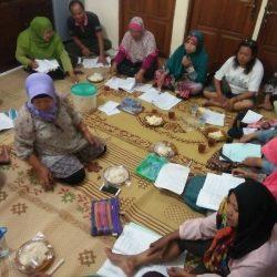 Pertemuan rutin warga anggota paguyuban Kalijawi